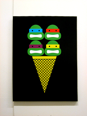 ninja-turtles-ice-cream-cone