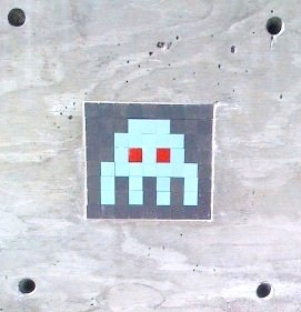 space-invader-noe-valley