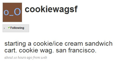 cookie wag twitter