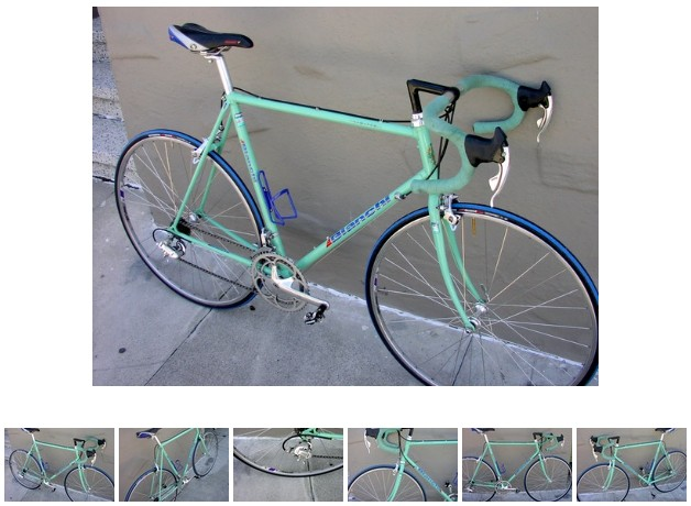 Bikes On Craigslist Her boyfriend had this bike