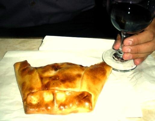 chile lindo empanada