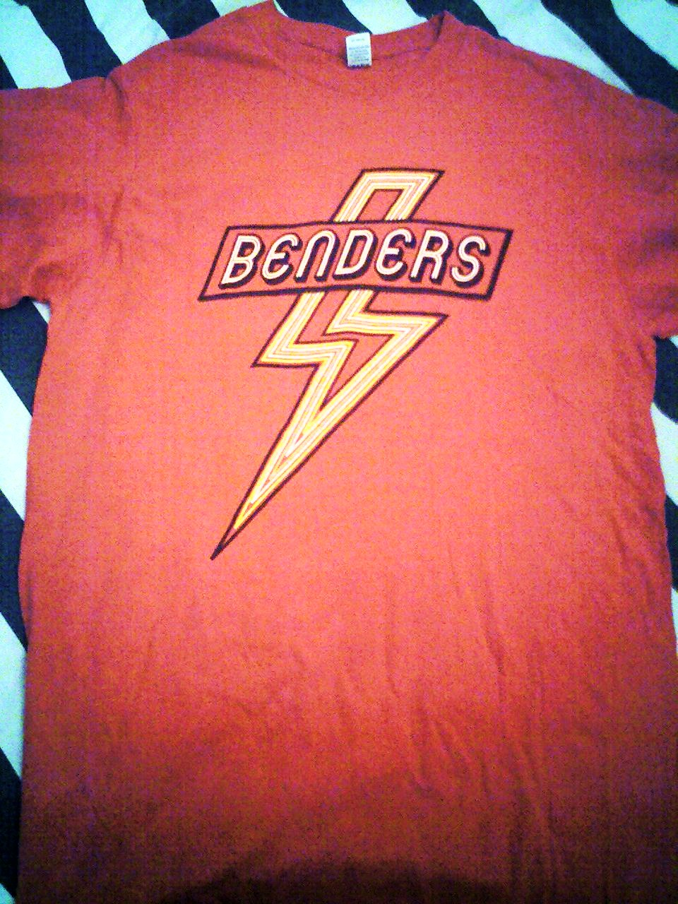 new benders shirt