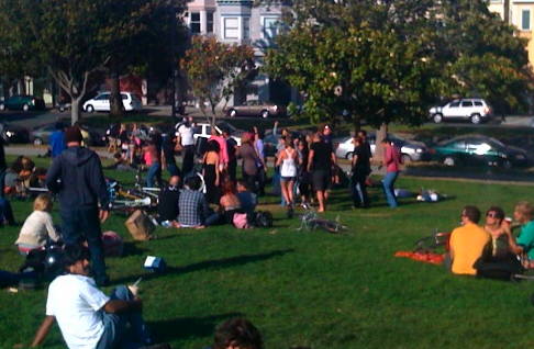 Dolores Park Dance Party