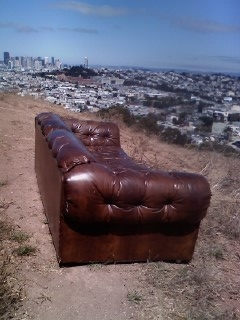 couch on bernal