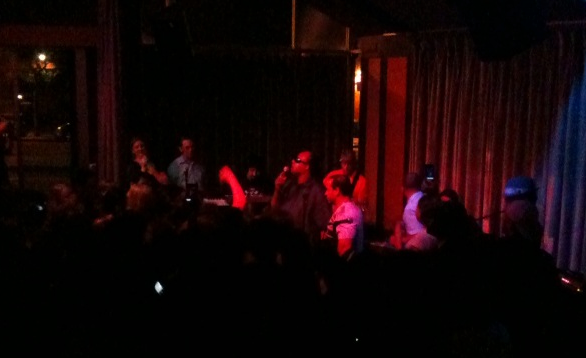 stevie wonder at CODA