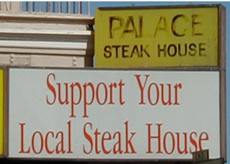 palace steak house