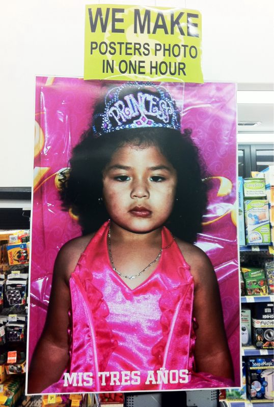 walmart, birthday, mission district, san francisco, poster, awkward portrait