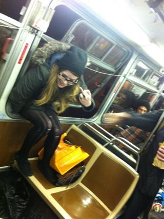 A public bus rite - 1 4