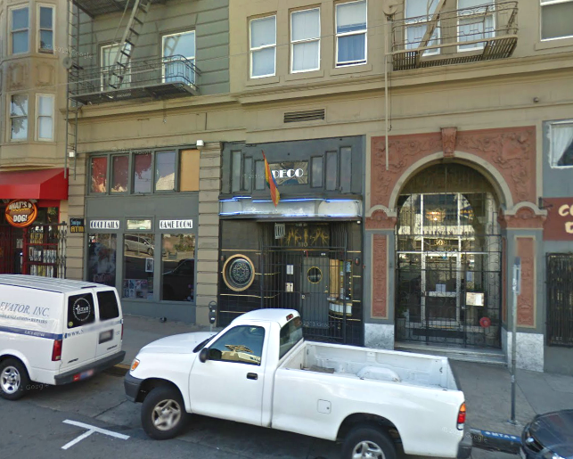 Bender s owners take over beloved tenderloin bar deco lounge mission mission - Deco loungeeetkamer ...