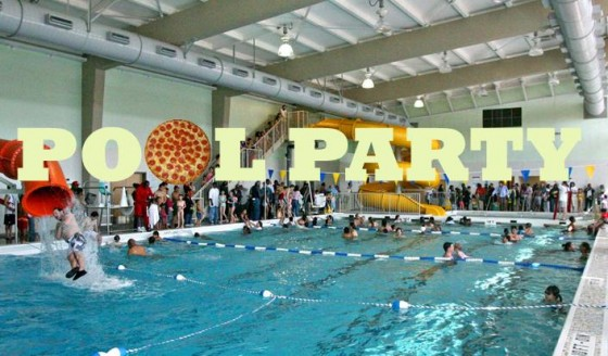 A pool party right here in san francisco mission mission for Hamilton swimming pool san francisco