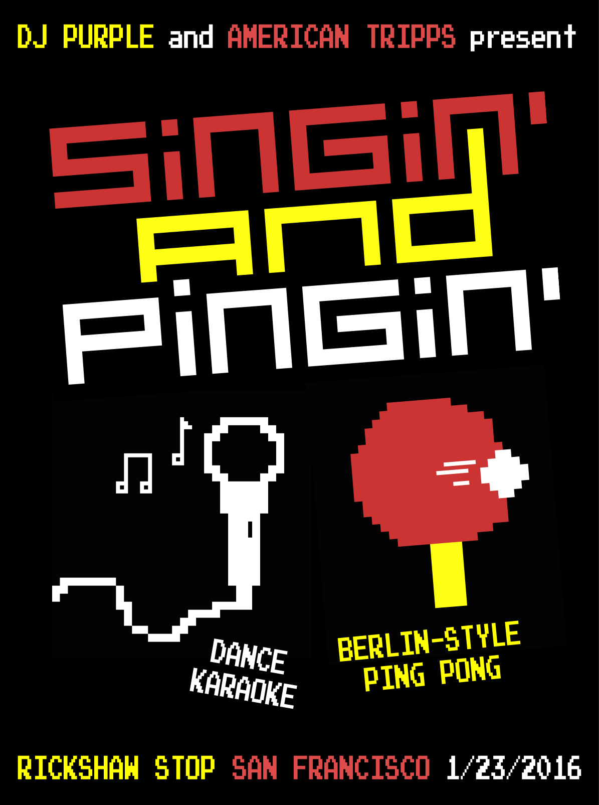 Return of Singin' & Pingin' 2016