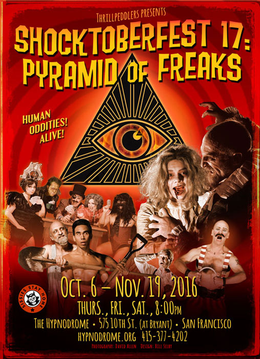 Pyramid of Freaks