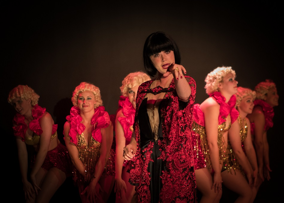 The Speakeasy. Megan Wicks as Velma. Photo by Peter Liu