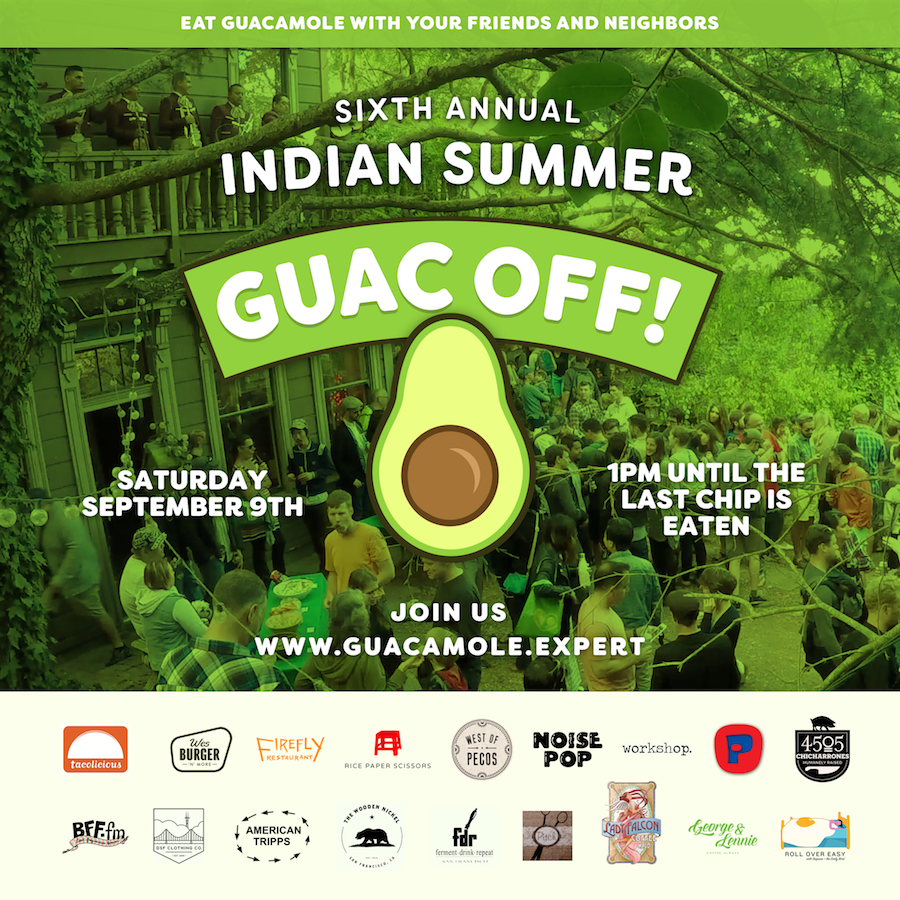 Guacparty!